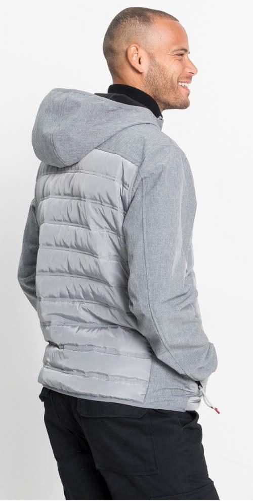 Férfi softshell kabát hidegebb időjáráshoz