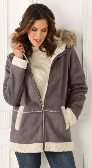 Női téli gyapjú kabát eladó