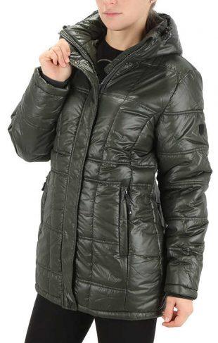 Szél- és vízálló téli kültéri kabát